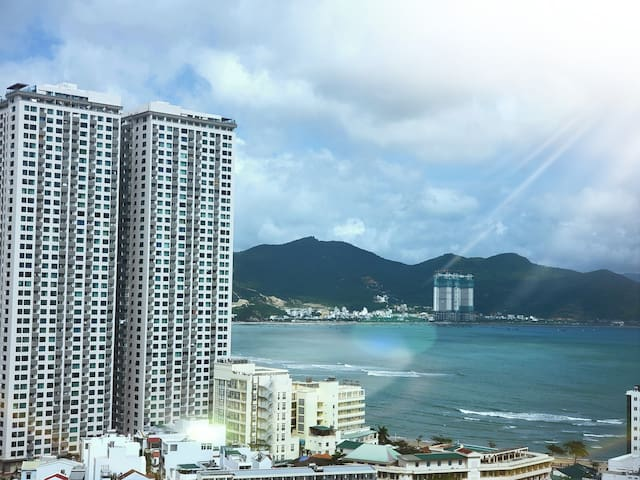 Ocean and mountain view  2bedroom Apartment
