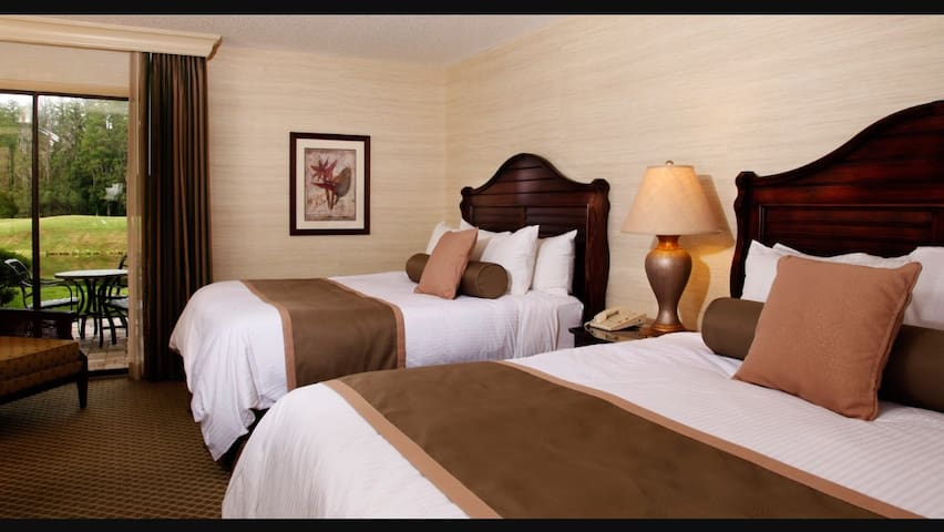 Wesley Chapel,Saddlebrook Golf Resort Hotel Rm, FL - Wesley Chapel - Condominium