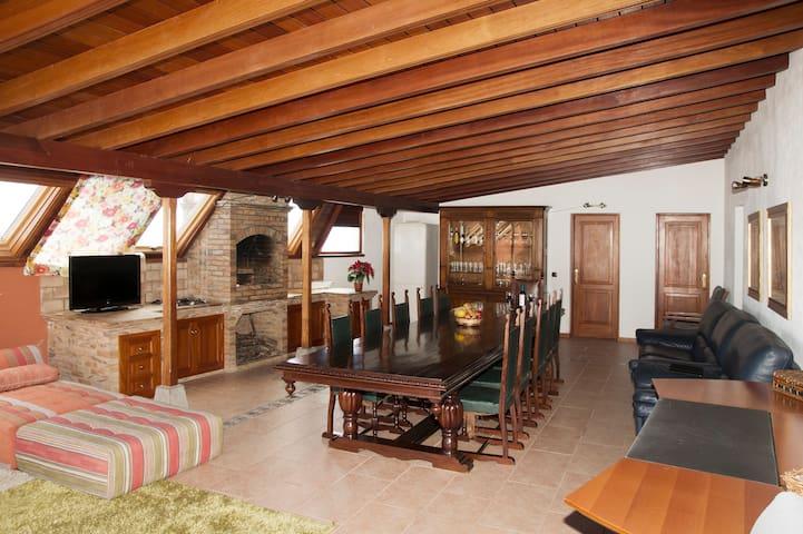 ÁTICO EN ARAFO - Arafo - Apartament