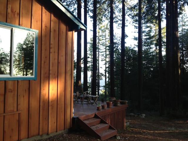 Redwoods & Sunshine & Views & Quiet - Cazadero - Casa