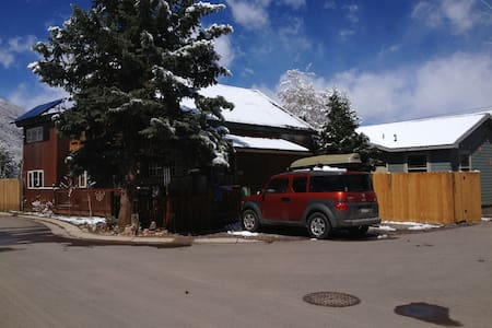 Ute Mountain B&B, Aspen - Aspen - Szoba reggelivel