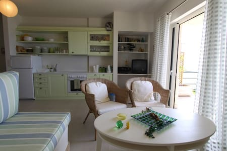 Unique Beach Apt 2 in Glyfada-Corfu - Corfu - Leilighet