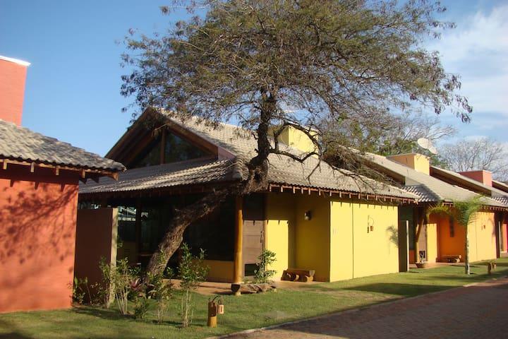 Alugo lindíssima casa no Centro de Bonito - MS