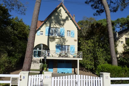 Chambre hôte 1er villa bord de mer - Saint-Brevin-les-Pins - วิลล่า