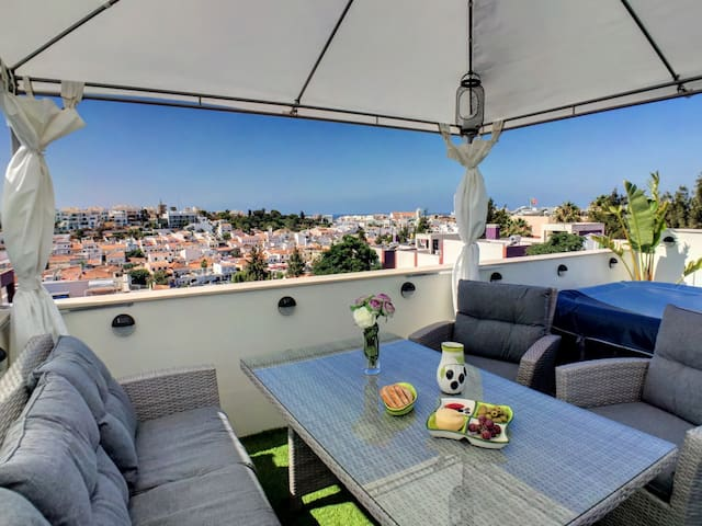 Apartment Beta - With private roof terrace