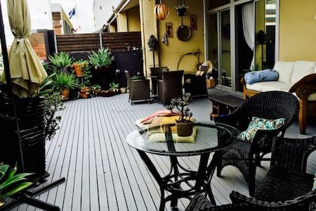 Spacious Rooftop Penthouse - Fortitude Valley - Fortitude Valley - Lägenhet