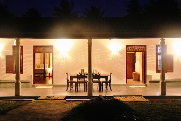 Two Bedroom Villa near Beach
