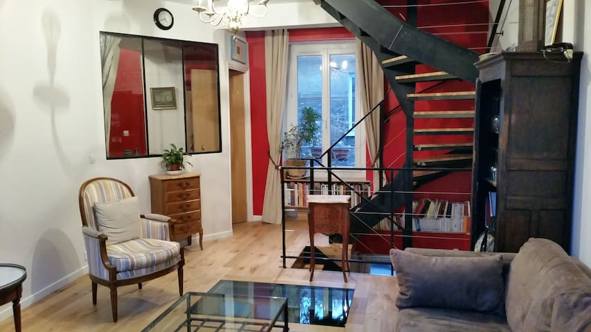 Spacious House 5mn from Paris - Clichy - Casa