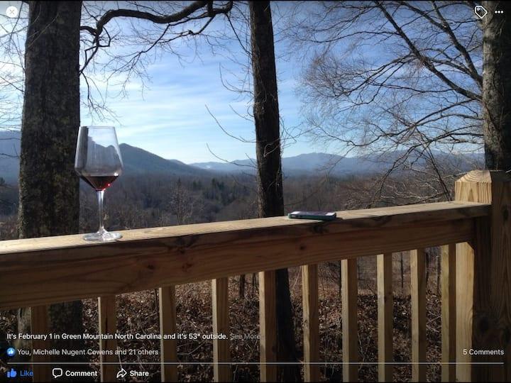 Mountaintop Retreat