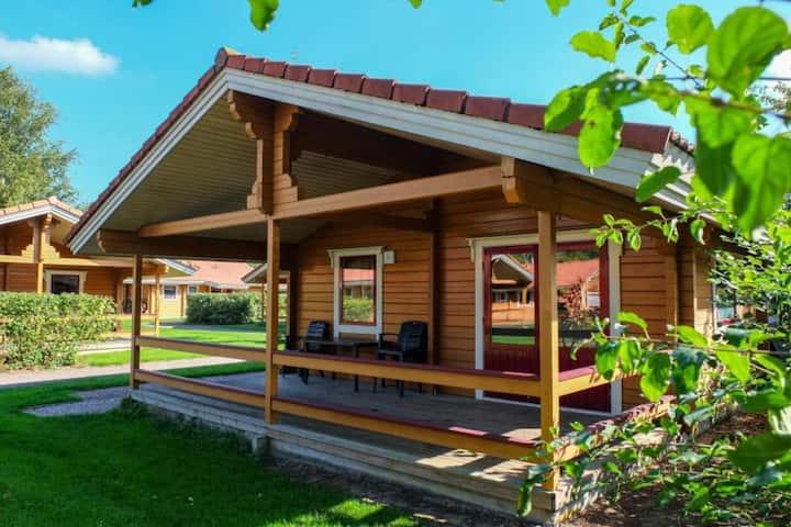 Vakantiehuis op kindvriendelijk vakantiepark