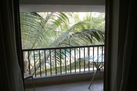 Studio apartment in Arpora, Goa - North Goa
