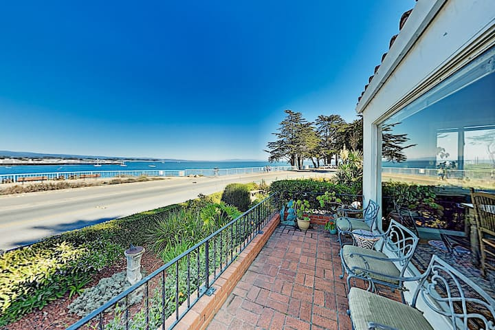 Surfside Spanish-Style Home | Epic Views & Hot Tub