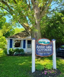 Amble Lane Cottages - The Sailboat
