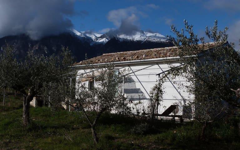 Studio Mare Monti a Caprafico  - Casoli - Huis