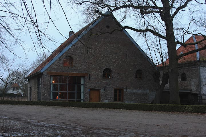 TEFAF SPECIAL(15min from Maastricht)Renovated mill