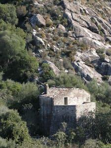 Mill, Mühle, Molino - Jimena de la Frontera - Ház