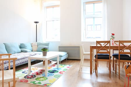 Simple, spacious and kids friendly! - Vienna