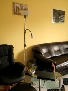Akár a teljes lakás használható - 布達佩斯
