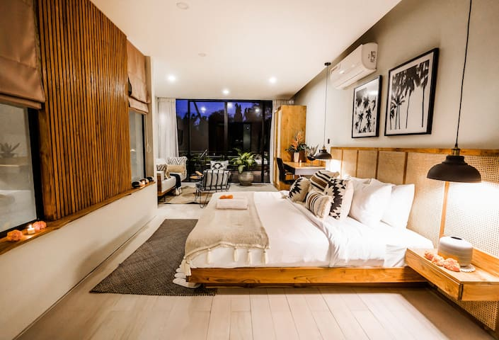 1BR Luxury Apartment + Plunge Pool