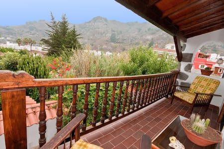 Holiday cottage in Teror (GC0083) - Teror