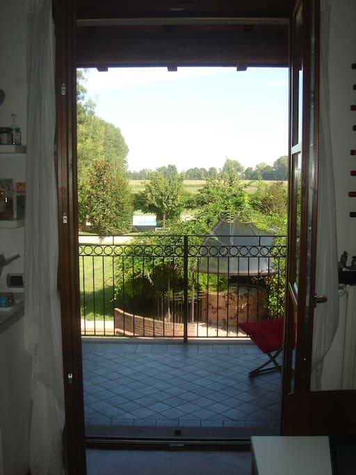 Private room in unbeatable context appartamenti in - Piscina peschiera borromeo ...