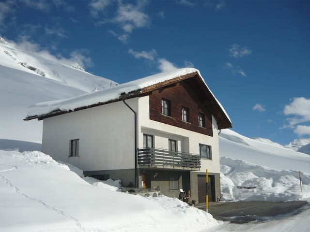 Rooms at St Gall's Alpine Retreat 2 - Avers
