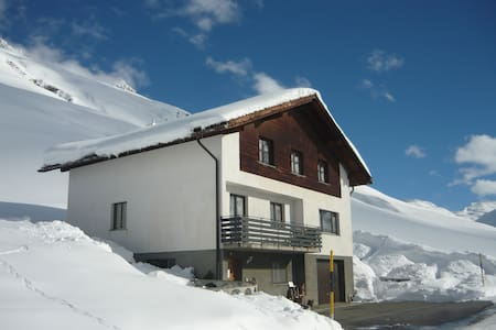 Rooms at St Gall's Alpine Retreat 2 - Avers - Rumah