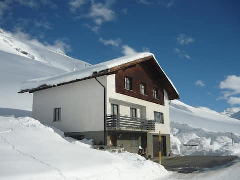 Rooms at St Gall's Alpine Retreat 2