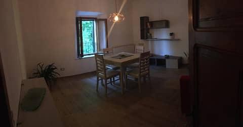 Appartamento ai bordi del bosco