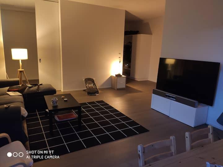 Entire new apartment in Adliswil, Zurich