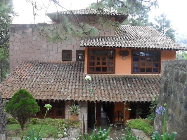 Cabaña los Alcatraces - Mazamitla - Cabin