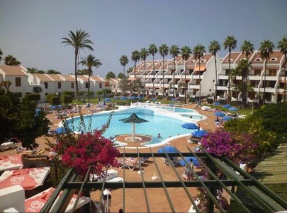 Parque santiago 2 casa de mar apartments for rent in playa de la am ricas canarias spain - Apartamentos parque santiago ...