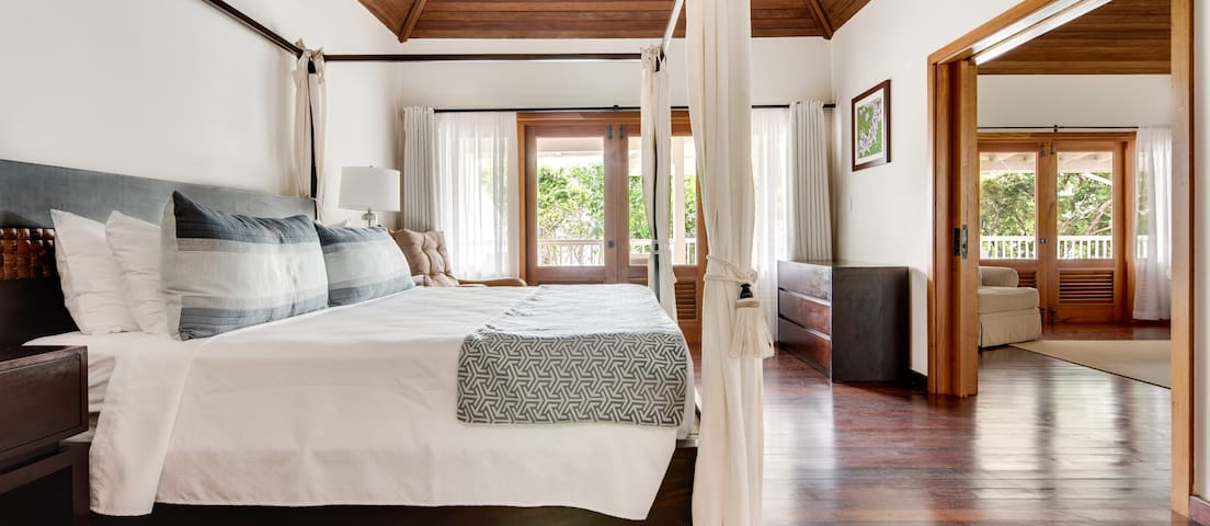 Nonsuch Premium Beach Cottage