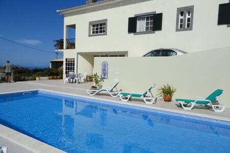 Charming private villa with pool - Estreito Da Calheta - Casa