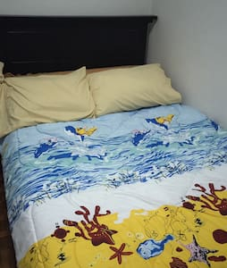 Beach themed studio room - Las pinas