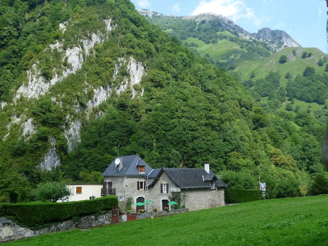 Double room in the moutain  - Accous - Bed & Breakfast