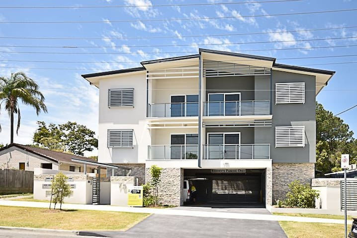 Fully contained two-bedroom apartment 2 - Springwood - Apartment