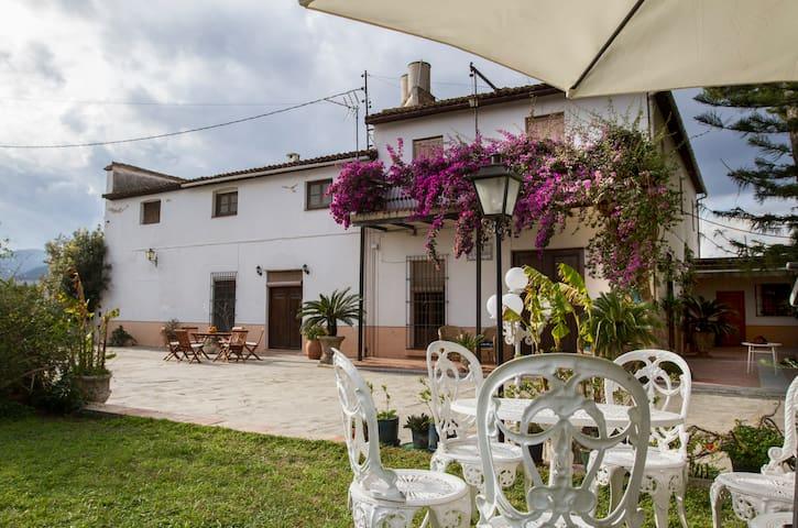 casa rural en Valencia (Oliva)