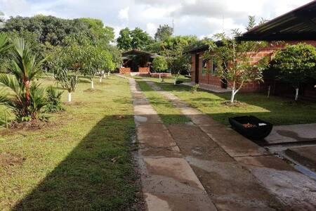 CABAÑAS ECOTURÍSTICAS ECOAVENTOURS GUAVIARE