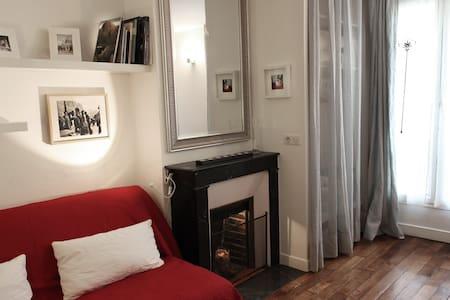 Romantic studio Canal Saint-Martin - Pariisi - Huoneisto