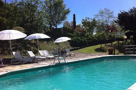Relax romantico in Garfagnana - Calomini - 公寓