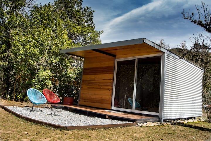 RockCamp || SolarEco-Cabin