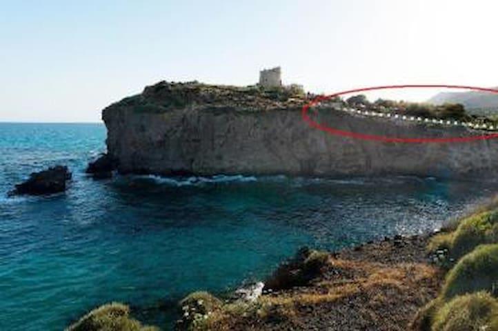 Villa sul mare - Baia di Turri - Sant'Antioco - Casa