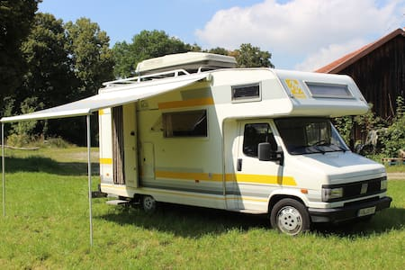 Woody the Feelgood-Motorhome - Fürstenfeldbruck