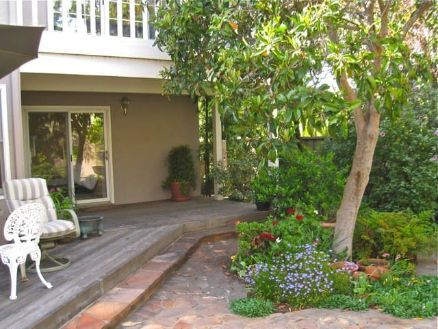 Private entrance/walk to Stanford - Menlo Park - Apartamento