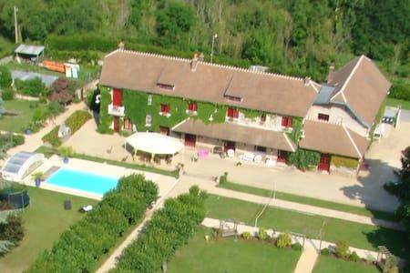 Gîte de la Marne (6 personnes) - Méry-sur-Marne - Apartemen