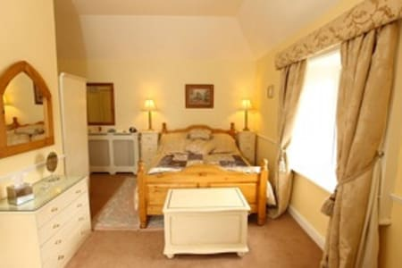 Superior Double room with Seaview - Cobh - Bed & Breakfast