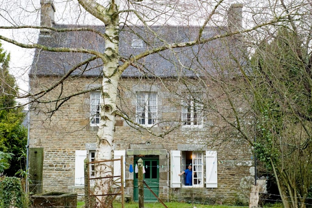 Maison de campagne en normandie houses for rent in fr nes lower normandy - Maison campagne normandie ...