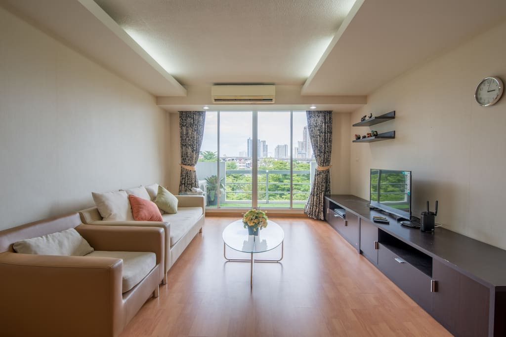 85 SQM room for your family and friend