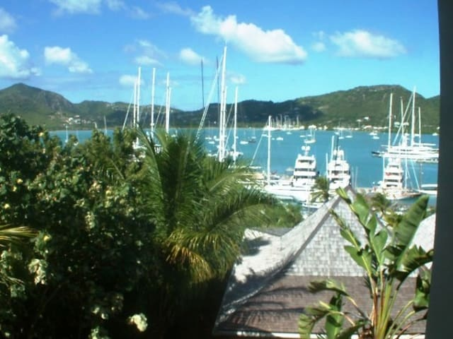 Antigua YachtClub Apt#46 Near Beach